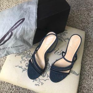 B Brian Atwood Fifi Multi-Strap Sandal